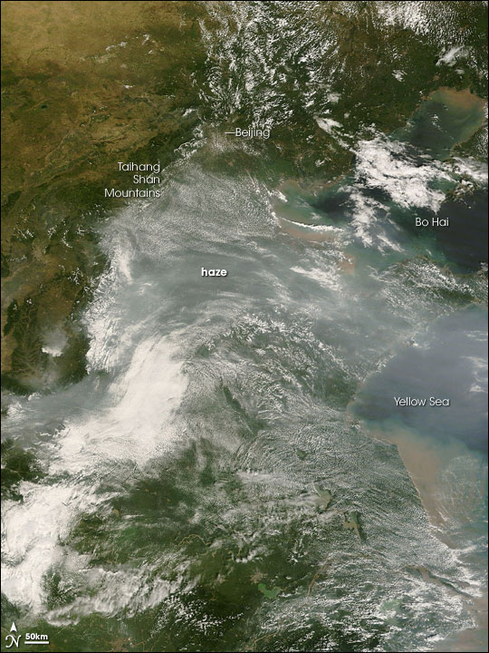 Beijing Implements New Pollution Controls
