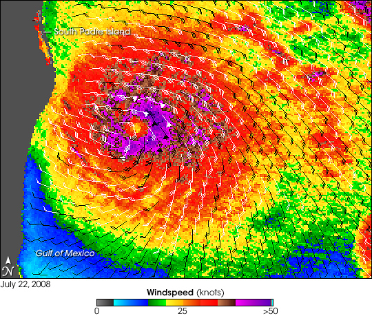 Hurricane Dolly - related image preview