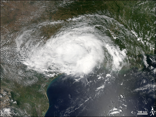 Tropical Storm Edouard