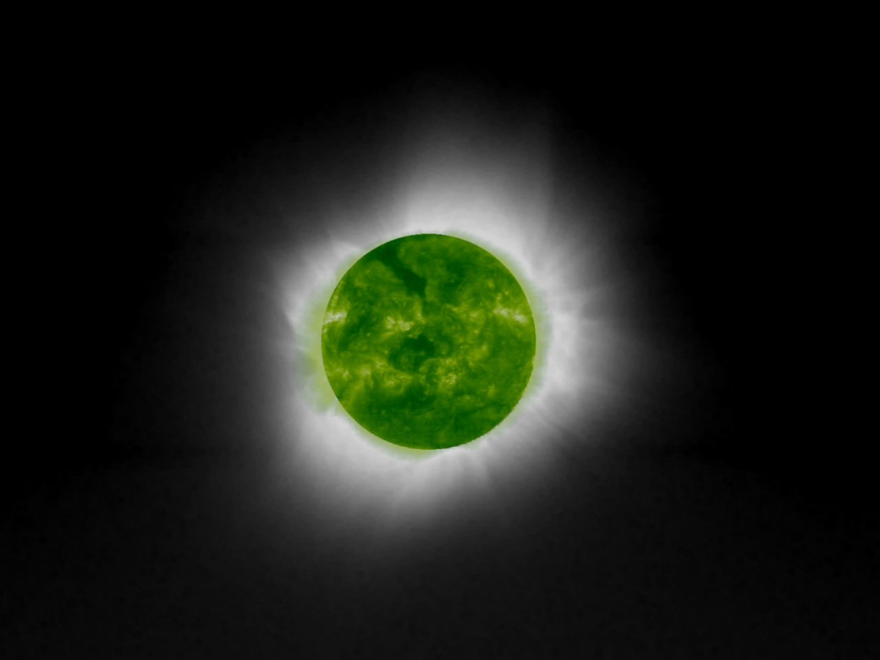 Total Eclipse of the Sun - related image preview