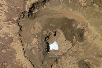 Emi Koussi Volcano, Chad, North Africa - related image preview
