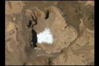Emi Koussi Volcano, Chad, North Africa