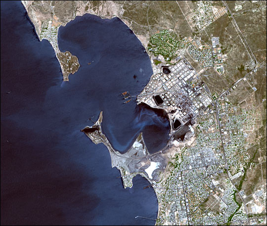 Amuay Refinery, Venezuela