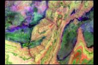 Morocco's Anti-Atlas Mountains