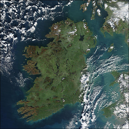 Ireland Image of the Day