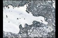 Bitter Winter Freezes Gulf of Finland