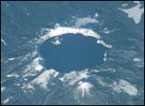Crater Lake, Oregon - selected image