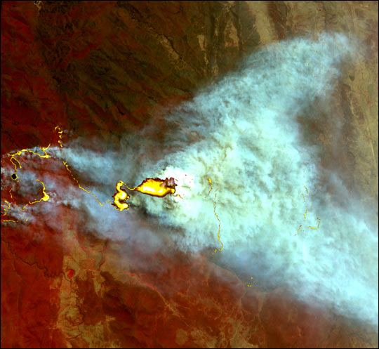 Fires in Southeast Australia - related image preview