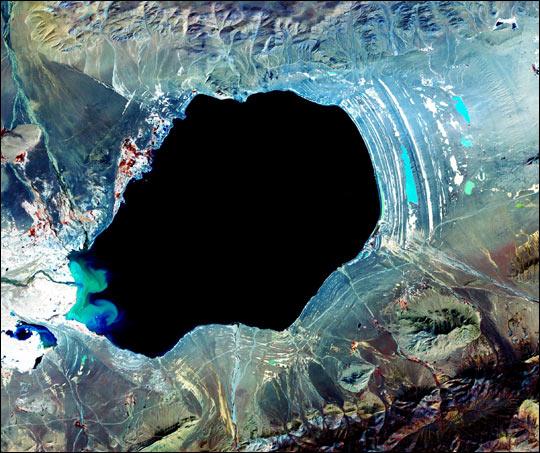 Dagze Co, Tibet
