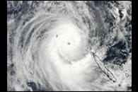 Tropical Cyclone Erica Off New Caledonia