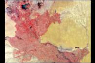 Where on Earth...? MISR Mystery Image Quiz #13