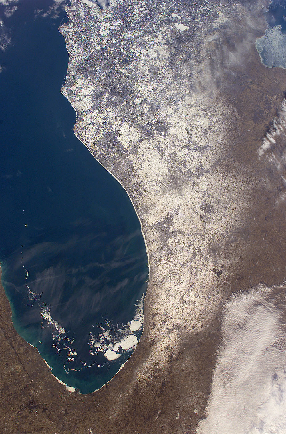 Lake Michigan Ice - related image preview