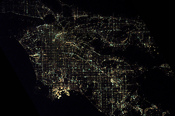Los Angeles at Night - related image preview
