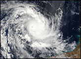 Tropical Cyclone Inigo Approaches Australia