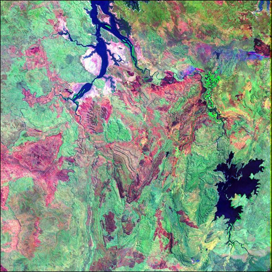Australia's Kimberley Plateau