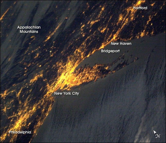 New York City and East Coast City Lights - related image preview