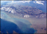 Smog in the Northern Adriatic Sea - selected image