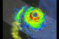 Tropical Cyclone Manou Strikes Madagascar
