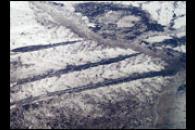 Kulunda Steppe, Western Siberia, Russia
