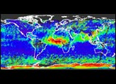 Global and Seasonal Aerosol Distributions from MISR
