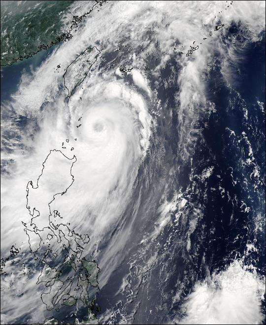 Cyclone Soudelor