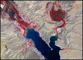 Low Water in Lake Mead
