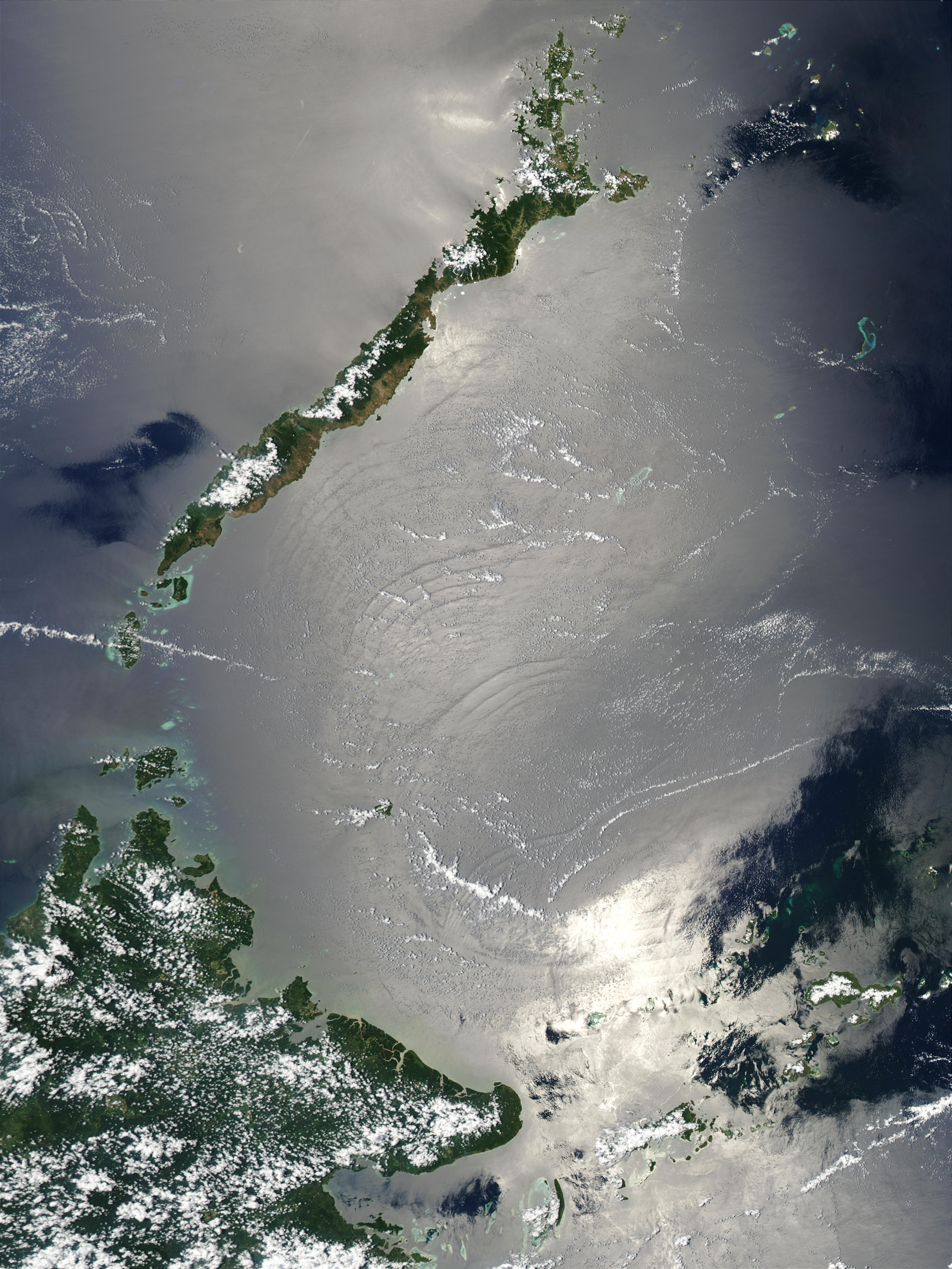 Internal Waves, Sulu Sea - related image preview