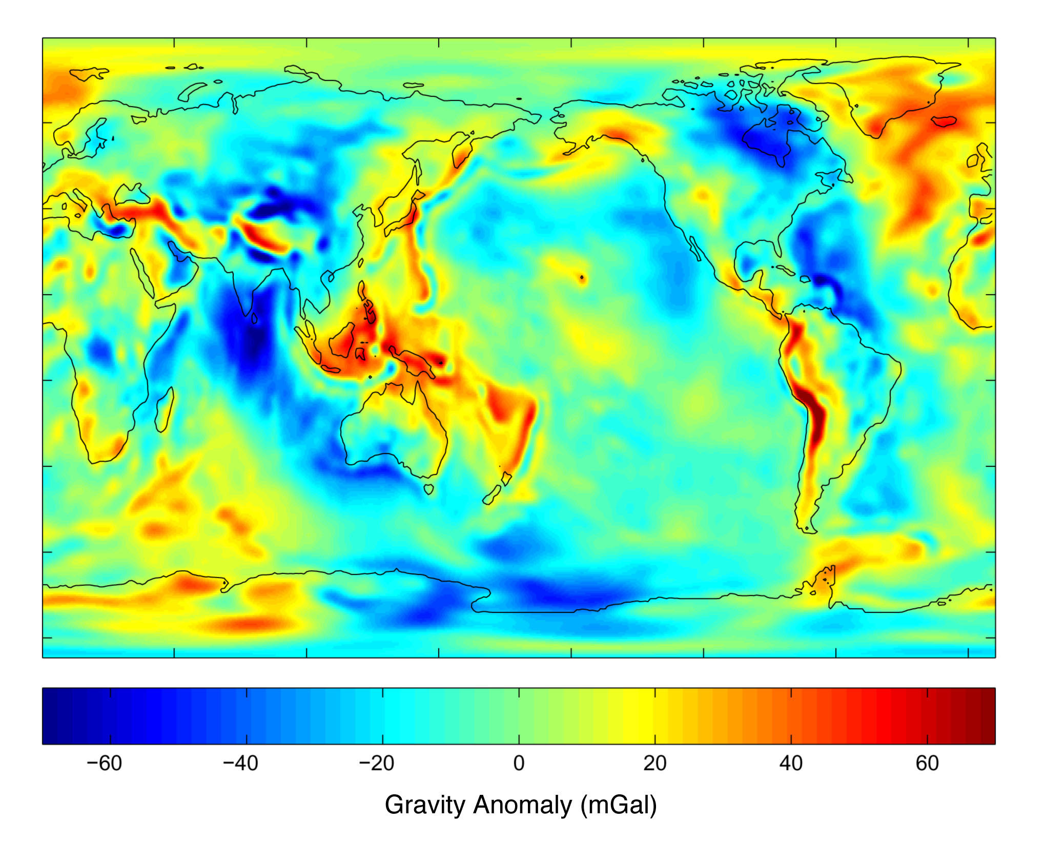 Earth's Gravity Field - related image preview