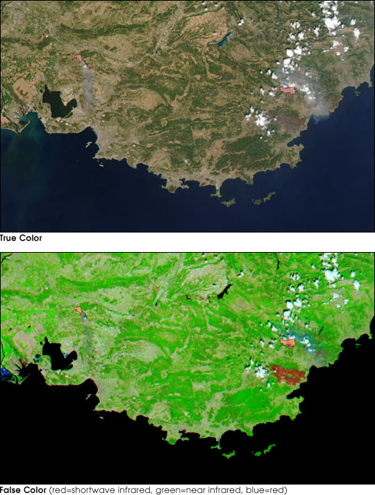 Forest fires in southern france gumiabroncs Images