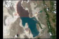 Drought Dwindles the Great Salt Lake