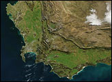 Evidence of Drought in South Africa