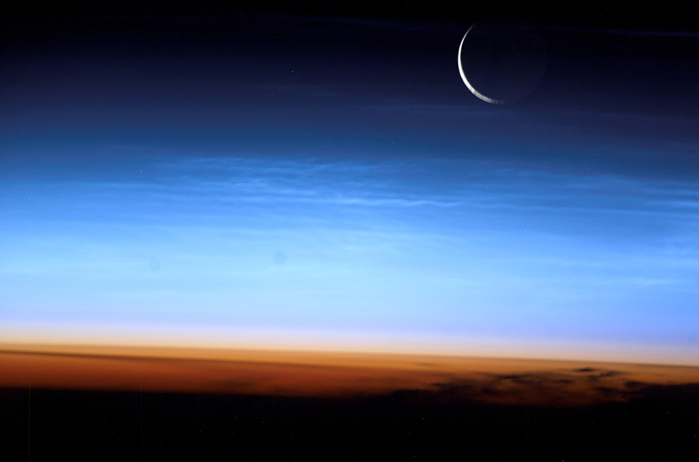 Noctilucent Clouds - related image preview