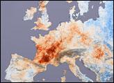 European Heat Wave