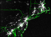 Blackout Leaves American Cities in the Dark