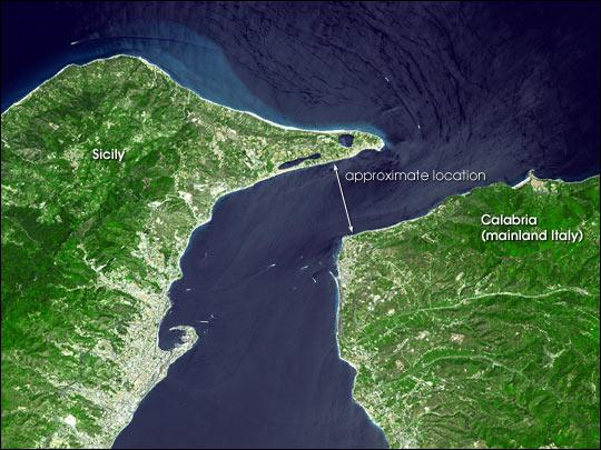 Strait of Messina
