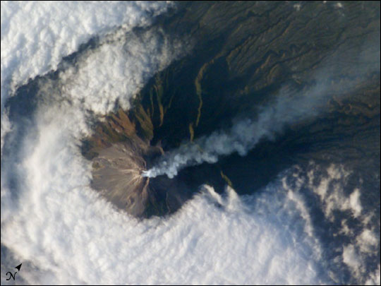 Merapi Volcano, Java - related image preview