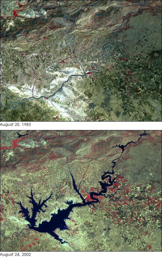 Ataturk Dam