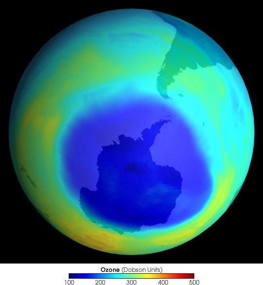2003 Ozone Hole