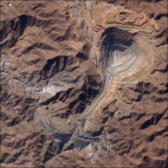 Toquepala Copper Mine, Southern Peru - related image preview