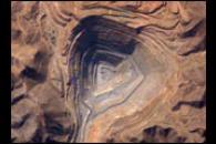 Toquepala Copper Mine, Southern Peru