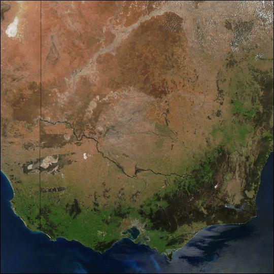 Southeastern Australia
