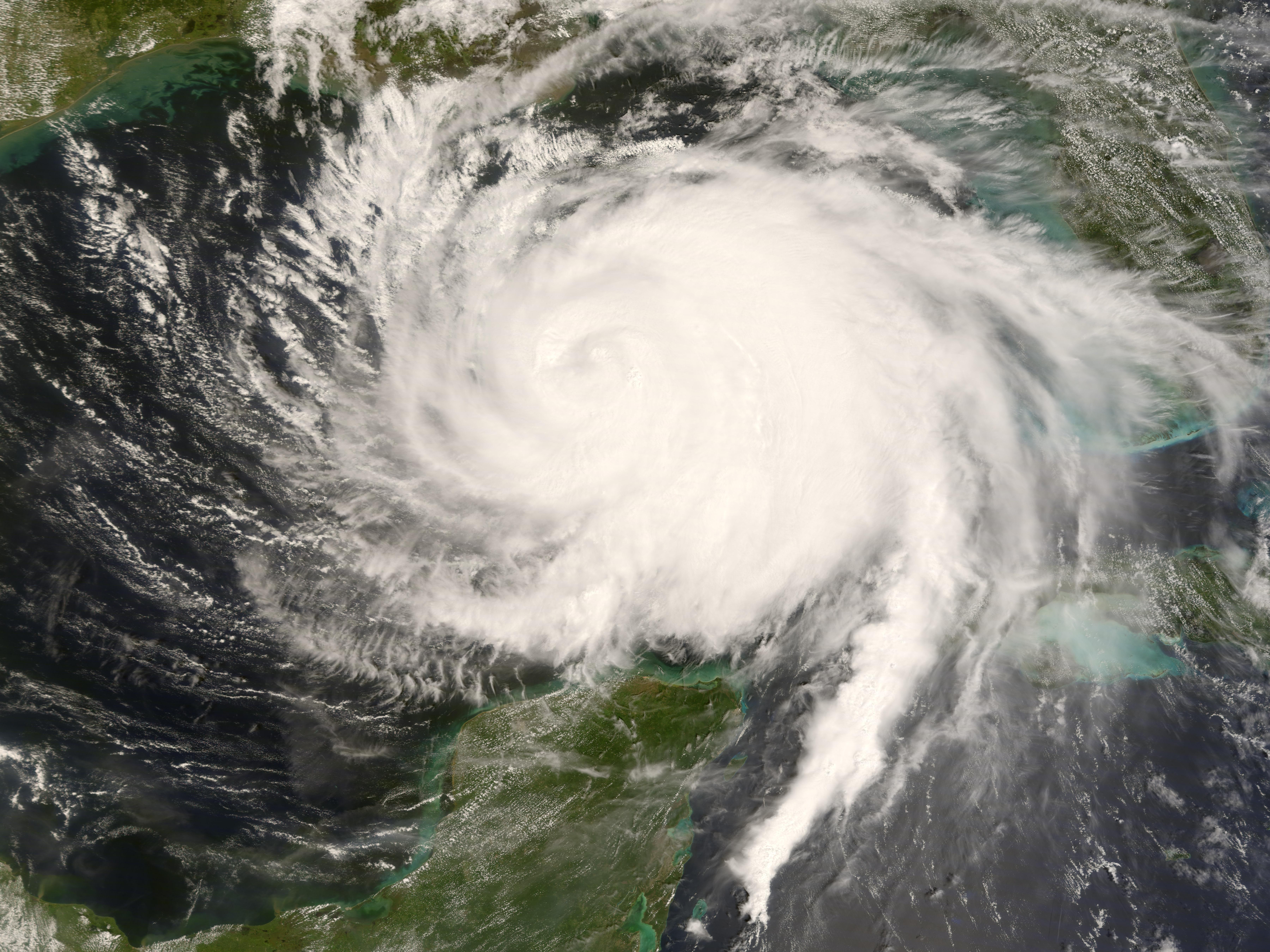 Major Hurricane Ike