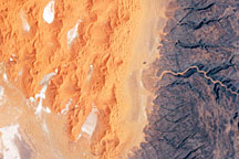 Tifernine Dune Field, Algeria