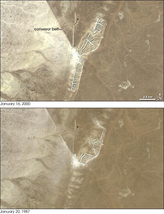 Bou Craa, Western Sahara