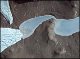 Blood Falls, Antarctica's Dry Valleys