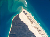 Sandy Cape, Fraser Island, Australia