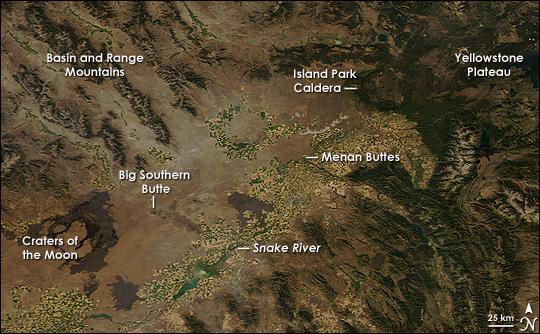 Snake River Plain, Idaho
