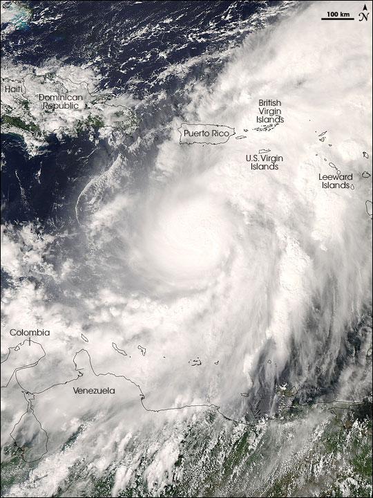 Hurricane Omar
