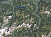 Glarus Overthrust, Switzerland