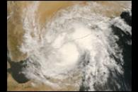 Tropical Storm Three, Gulf of Aden